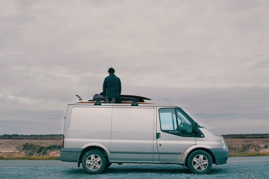 一部房车、一只狗、一场独自的冒险旅行便是我对自由的向往!