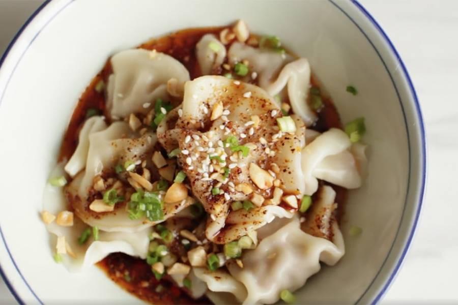 隔离期间如何健康饮食,视频教学速冻水饺的三种吃法!
