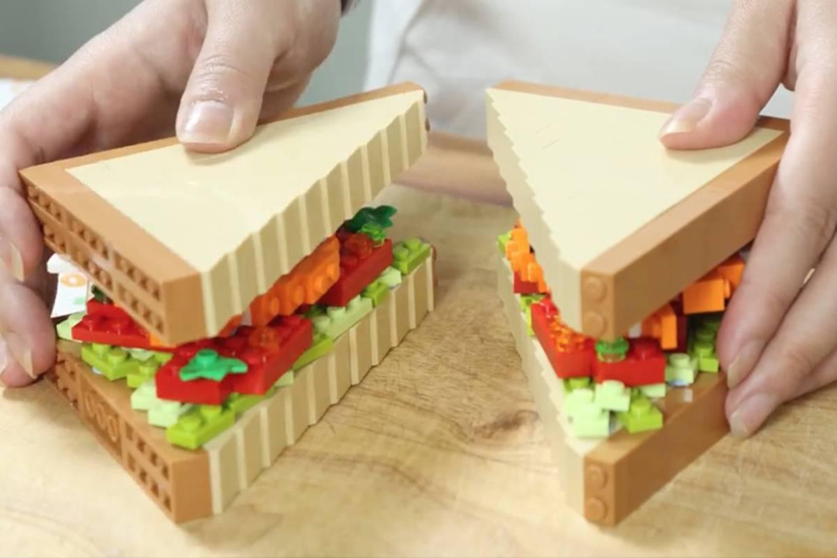 "Clicker团队再度创作,让人类""活在""LEGO的世界里"