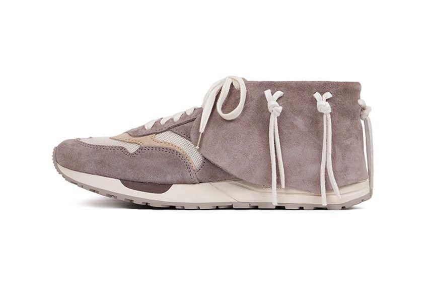 visvim推出全新鞋款Roland Lhamo Jogger