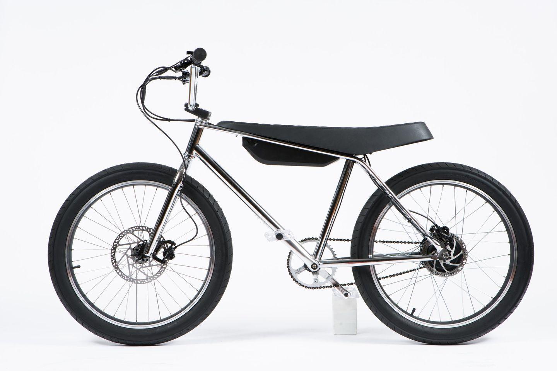 ZOOZ Bikes推出看似像BMX的电动车Urban Ultralight