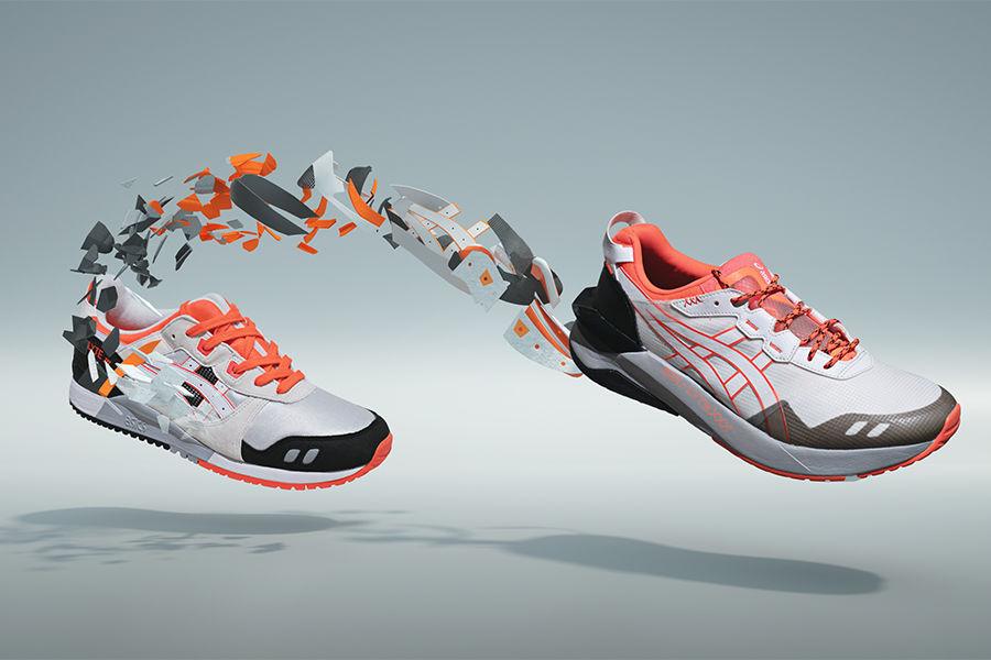 三十而异,ASICS全新鞋款GEL-LYTE XXX大胆上市!