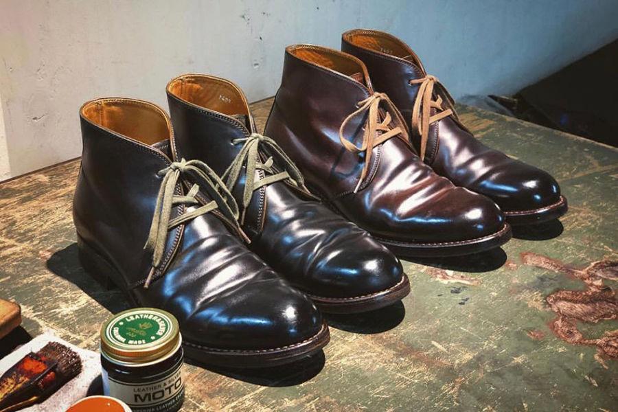 MOTO手工皮鞋,超40年历史深入挖掘皮革魅力