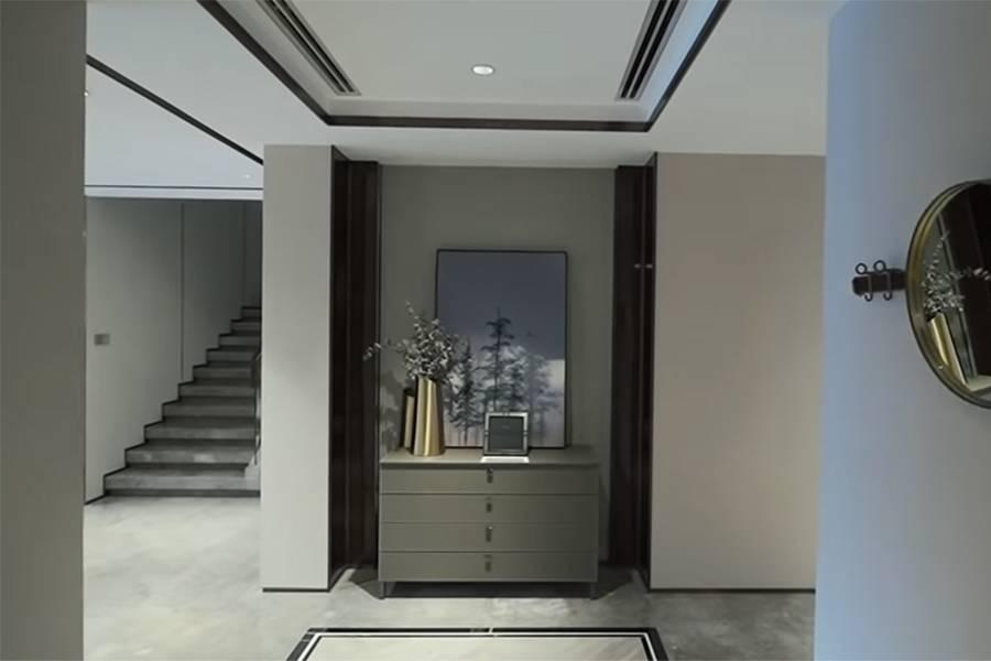 2000万就能把五星级酒店搬回家的豪宅长什么样?