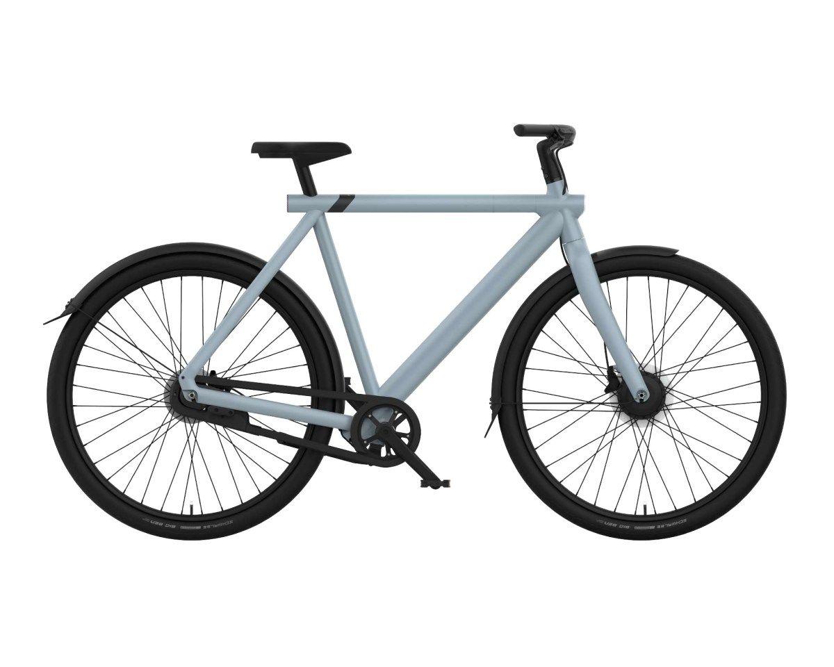 VanMoof S3电动自行车,简约时尚不夸张