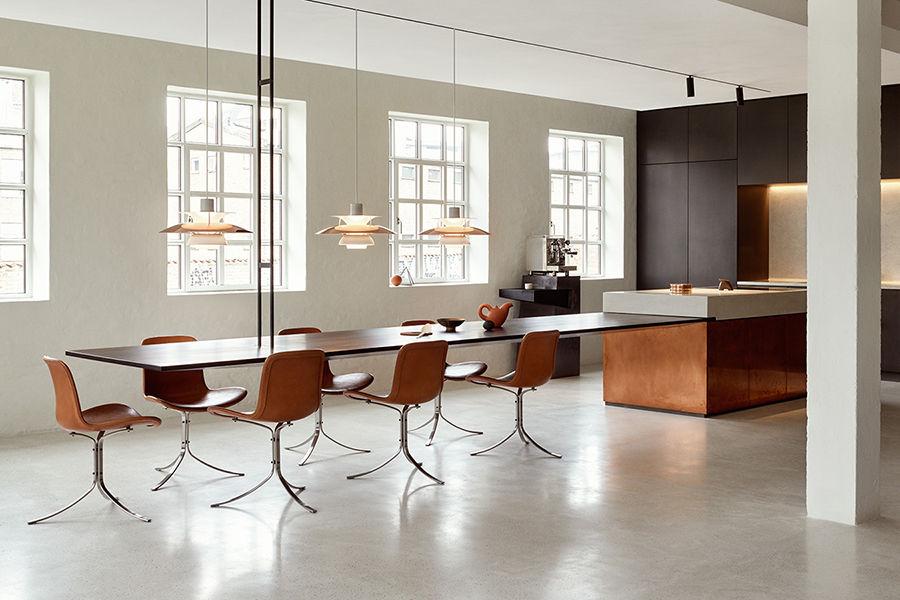 Louis Poulsen:丹麦灯具品牌,每个设计都为了让世界变得更美好