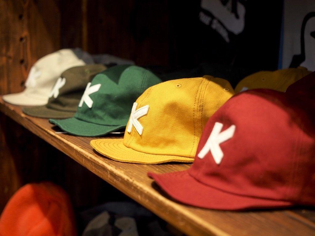 KAVU推出具有民族复古特色的棒球帽