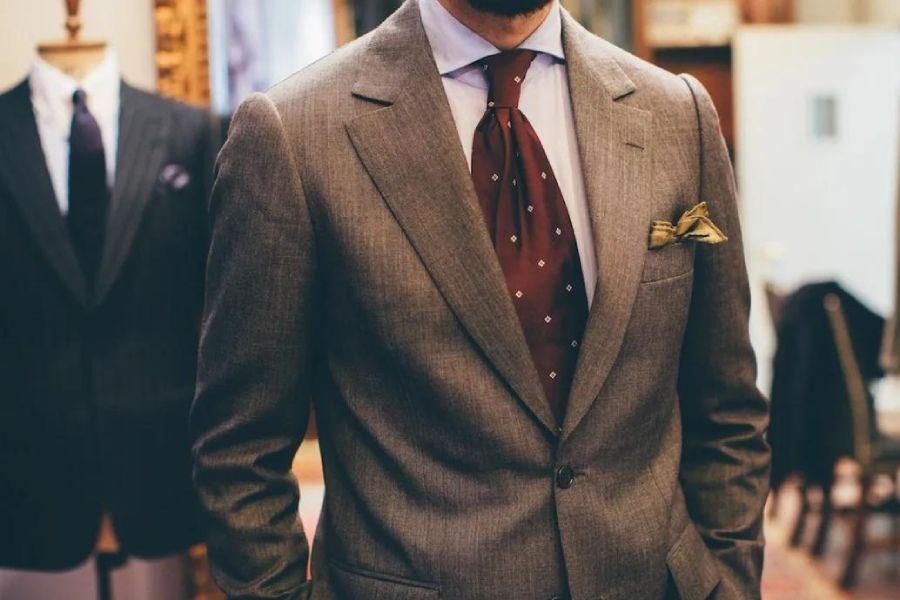 西装杂谈:像法【fà】国人一样穿西装