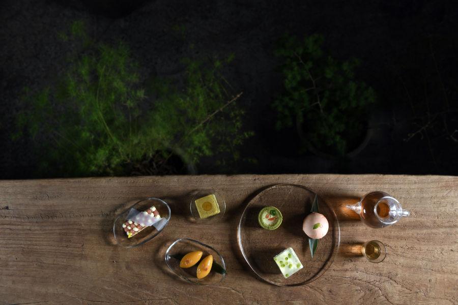 元古餐厅夏日新品品鉴会,以四季为灵感体验古法工艺的匠心力量