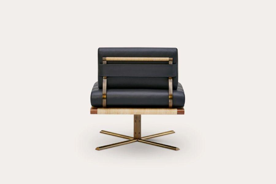 「世界设计界教父」的作品欣赏,这几款单人椅低调又奢华