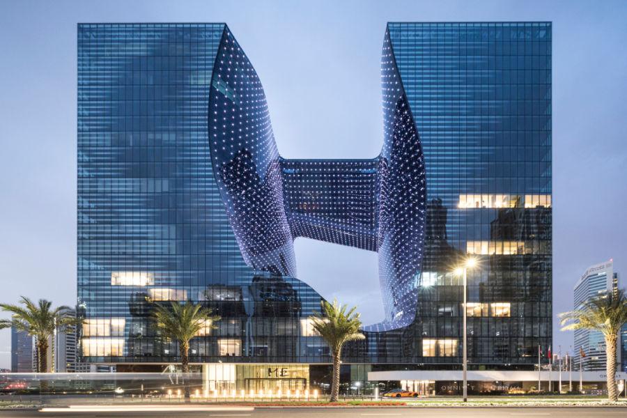 迪拜新地标建筑Opus大厦完全公开,美得超乎你想象