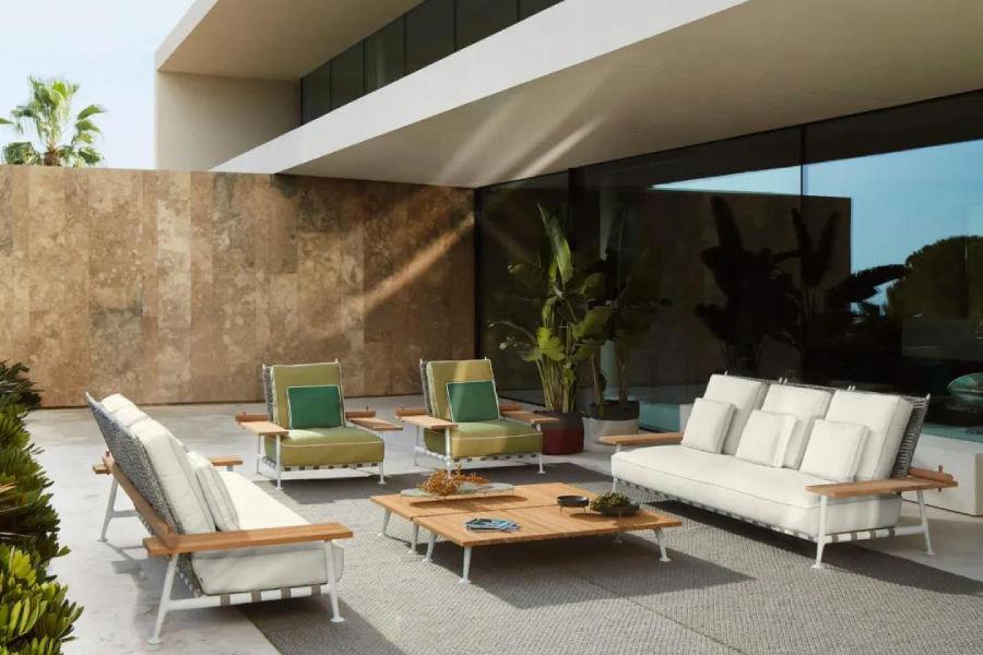 设计鬼才Philippe Starck设计的沙发,意想不到的实用