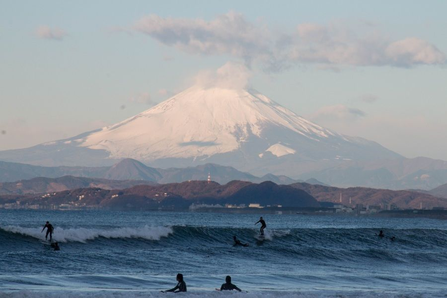 "J for Japan:一个相当""怪异""的冲浪国家"