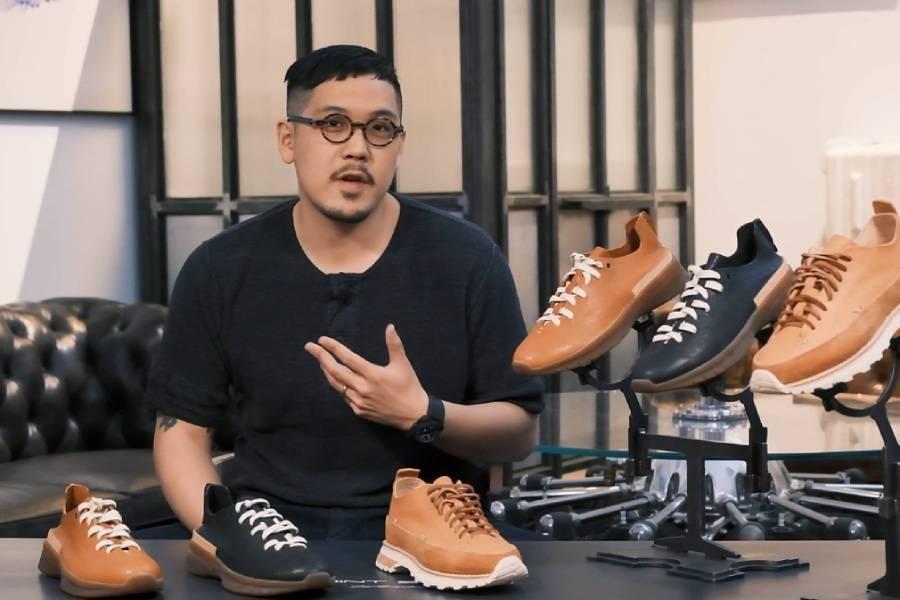 FEIT:Sneaker球鞋与复古工装靴的混血品牌