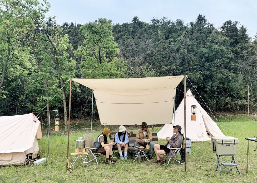 专访5位时尚生活达人,他们周末露营都去哪里玩?