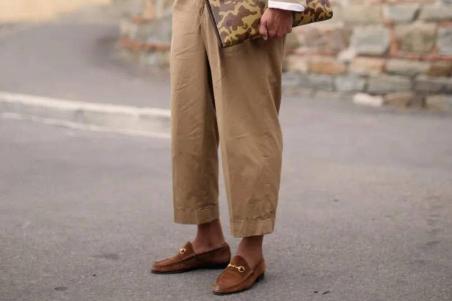 男士夏季必入裤装,可以hold住各种场合的Chinos