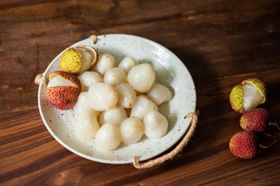 荔枝怎么吃?两款清凉饮品带你品尝荔枝新口味!