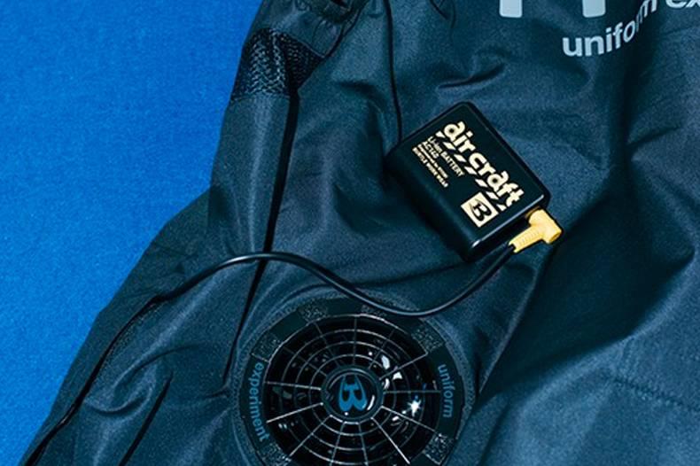 """""""実験的空冷服""""2.0版:瞬间完成制冷的夏日防暑神器"""