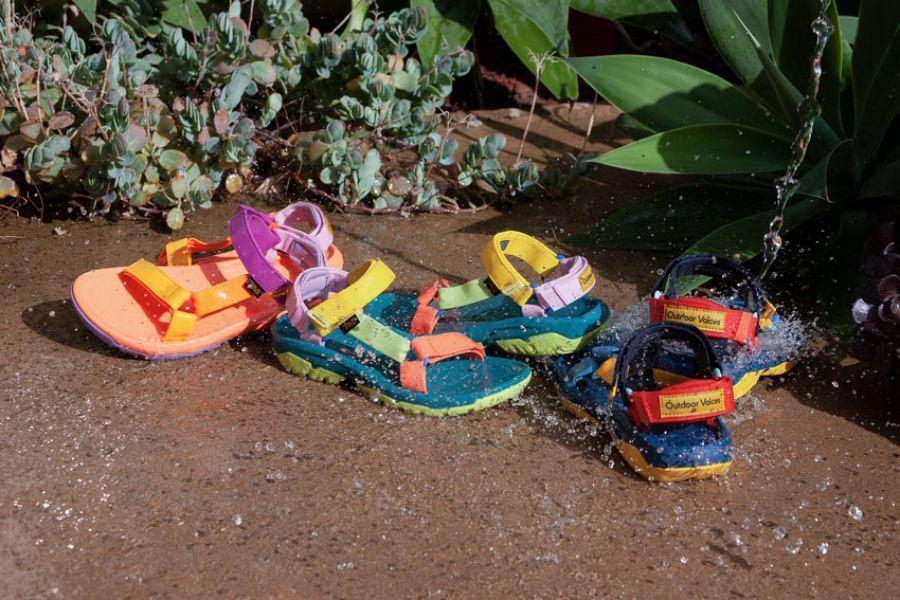 如果要去参加Fuji Rock,穿什么鞋比较好呢?