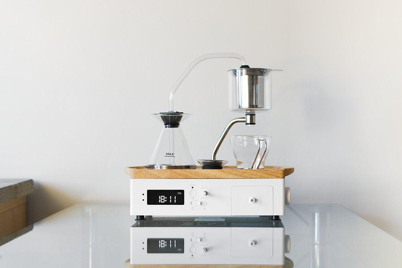 每日清晨与你一起醒来的复古风咖啡机
