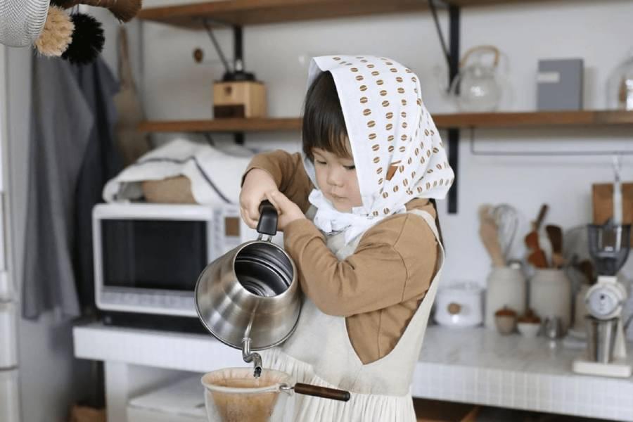 谈起手冲咖啡和美食料理,我可能都不如这个北海道搞怪萌宝