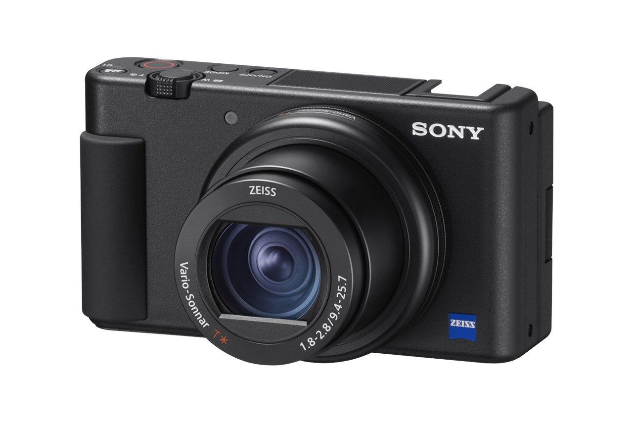 Vlogger的福音,索尼推出新款数码相机ZV-1