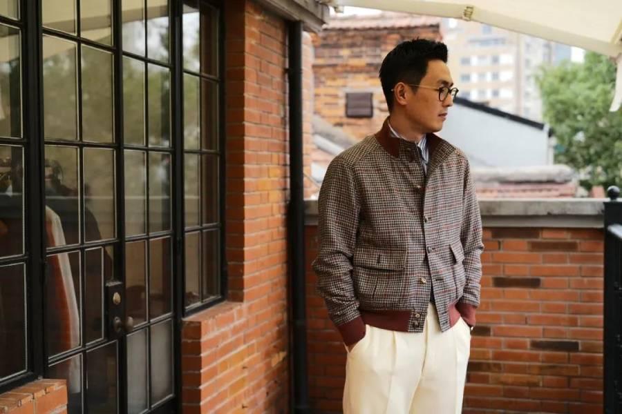男装定制活动:来自上海的The Refinery带来多款夹克外套