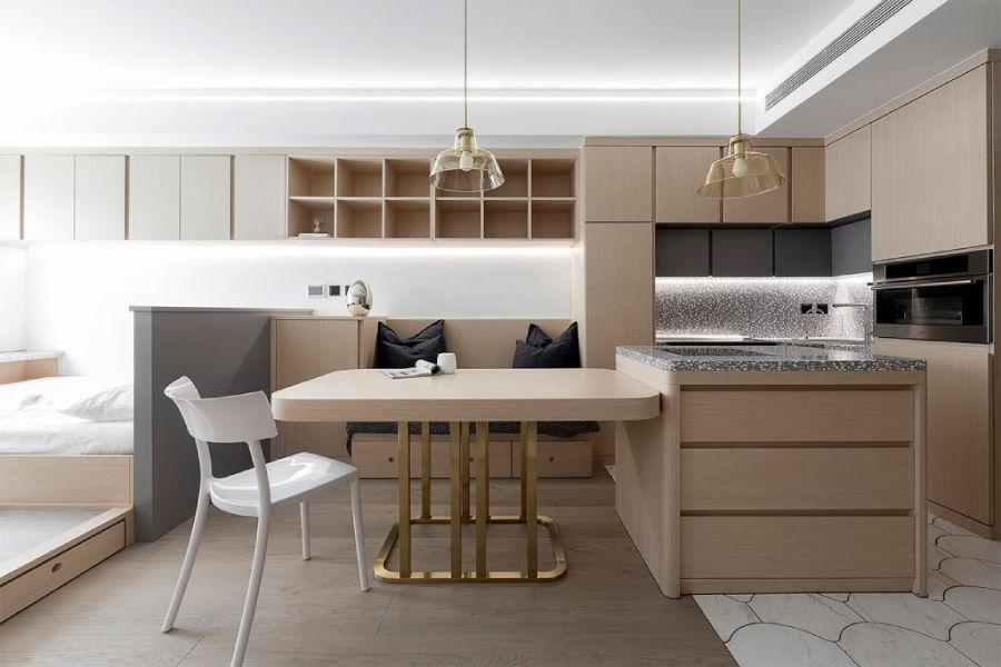 小户型公寓设计,尽显方寸之美