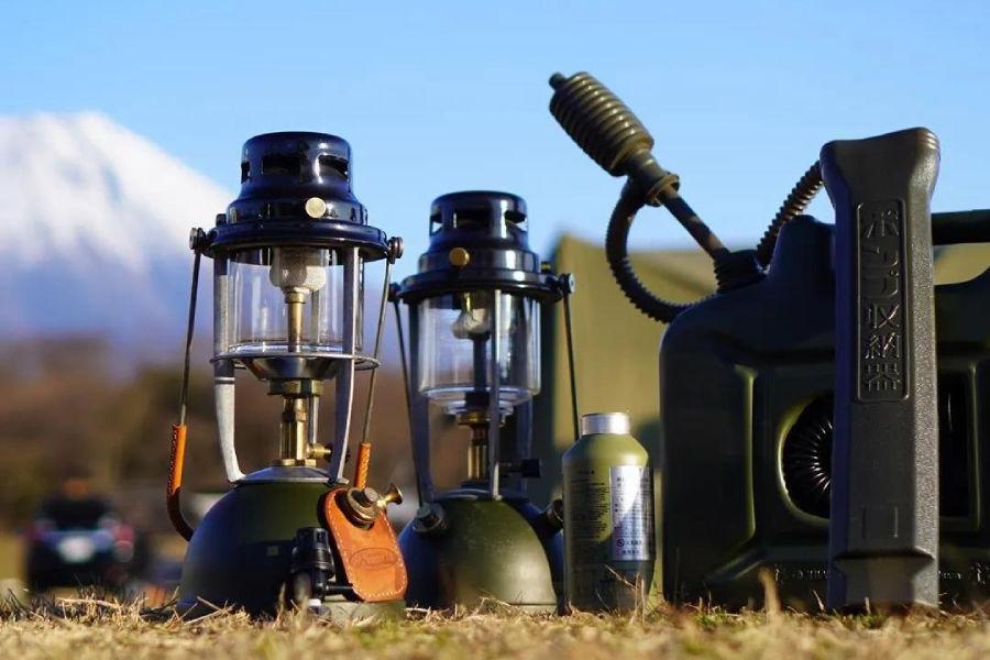 露营装备「煤油灯篇」,带有复古气质的温暖