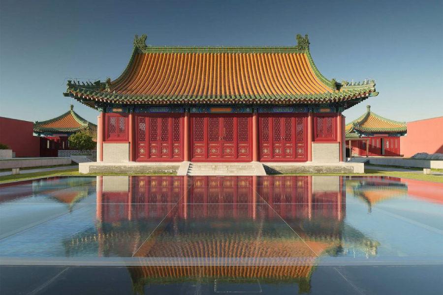 北京隆福寺文化中心改造设计,古城再续新篇章