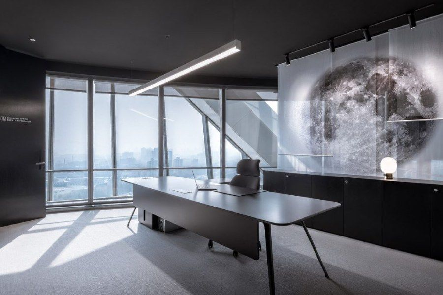 "RayData北京总部,如此""高冷""的办公空间你会喜欢吗?"