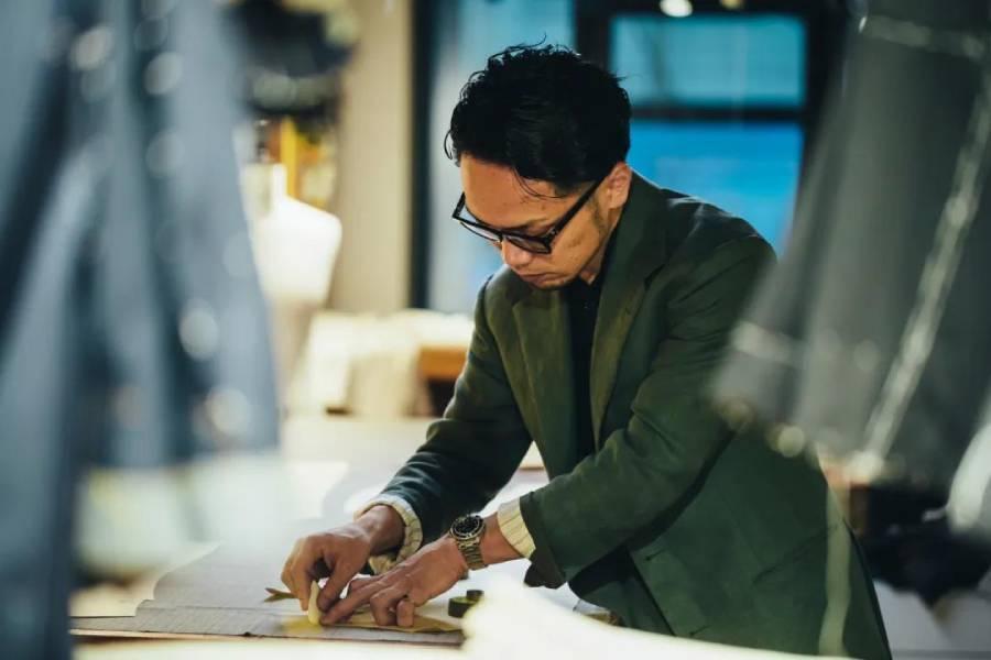 开业一年记:专访上海的日本裁缝老江