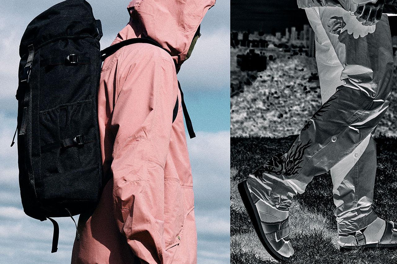 Suicoke联名凉鞋是亮点,maharishi全新SUMMER TECHNICAL系列