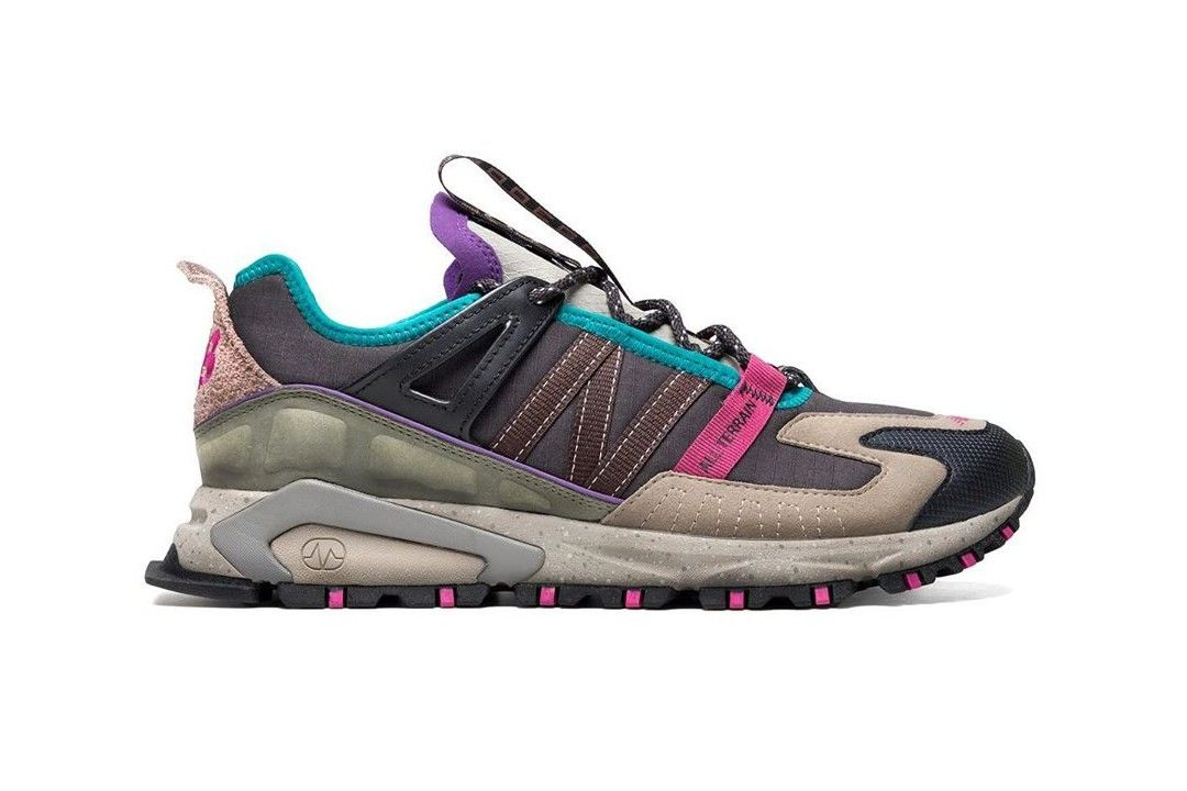 打造全地形跑鞋,Bodega x New Balance公布合作款X-Racer