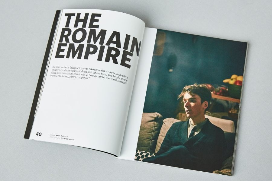"""Rouleur magazine:英国独立自行车杂志的""""出圈""""历程"""