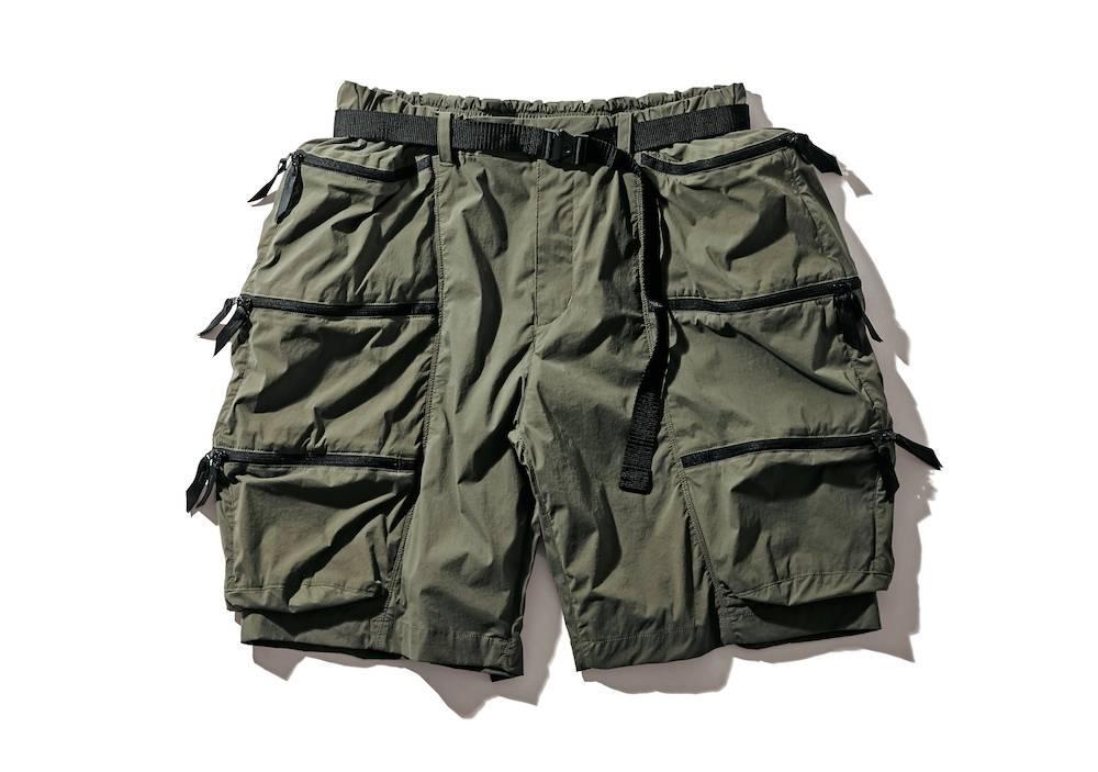 7条户外短裤推荐,是时候该开启夏季穿搭模式了