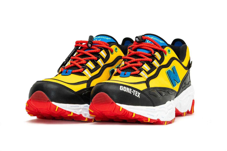 New Balance推出一双很醒脑的联名越野跑鞋