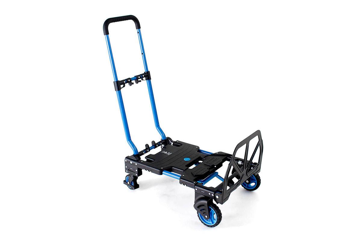 BEAMS X 花岡車輌株式社携手打造可变形的推车