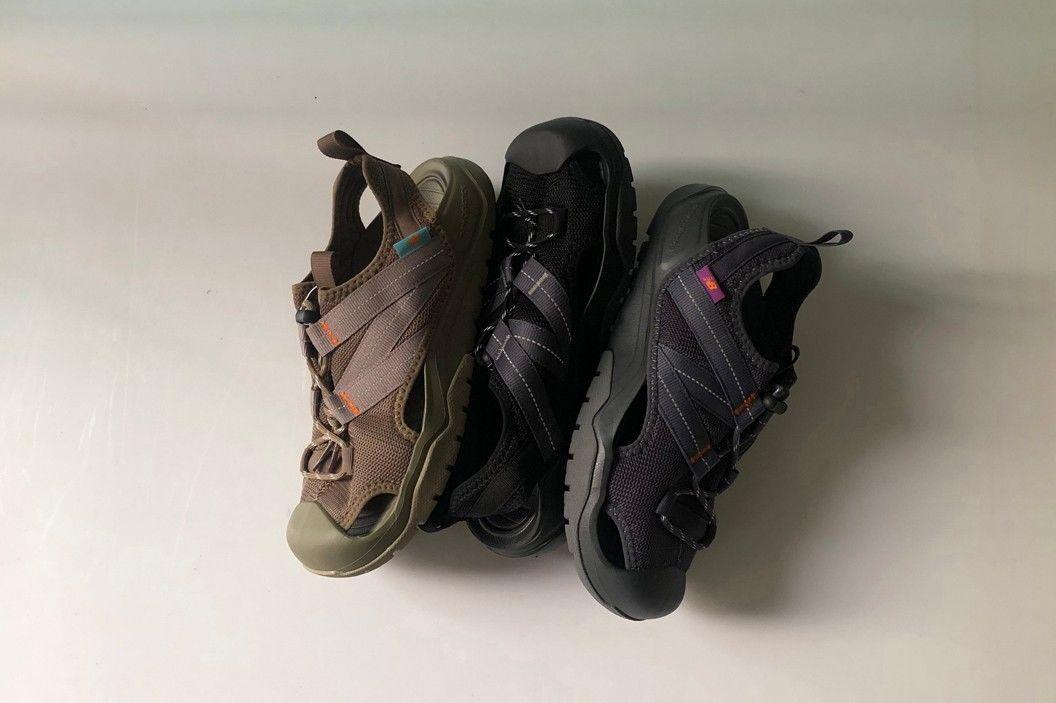New Balance Korea打造夏季特别款户外鞋履