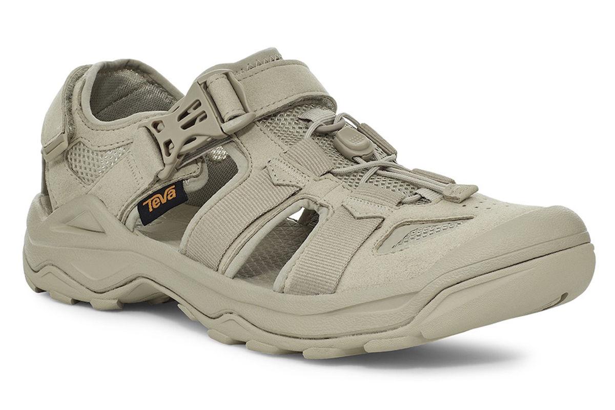 可户外且兼顾都市搭配,TEVA凉鞋推出全新配色