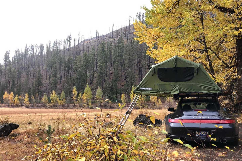 10大热门风格露营车顶帐篷推荐,连保时捷也能变成移动之家