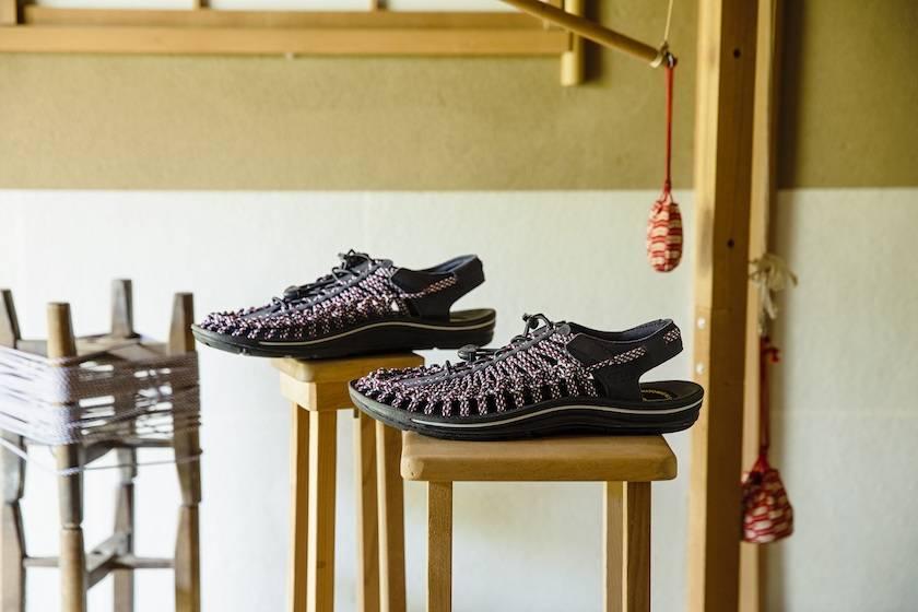 Oshman's携手KEEN打造原宿店限定凉鞋