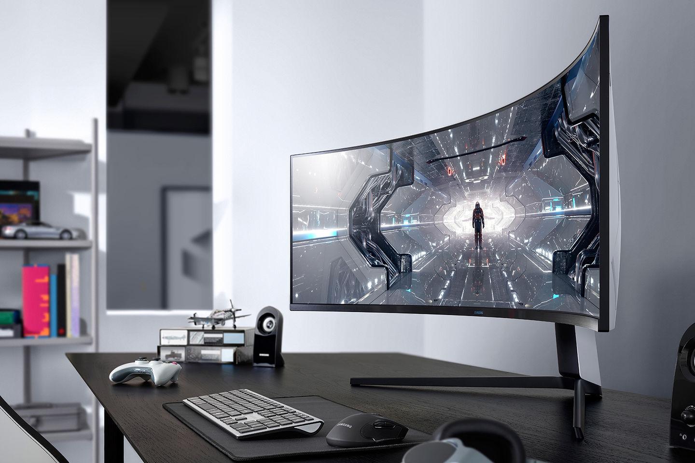 三星Odyssey G9屏幕,未来的游戏体验