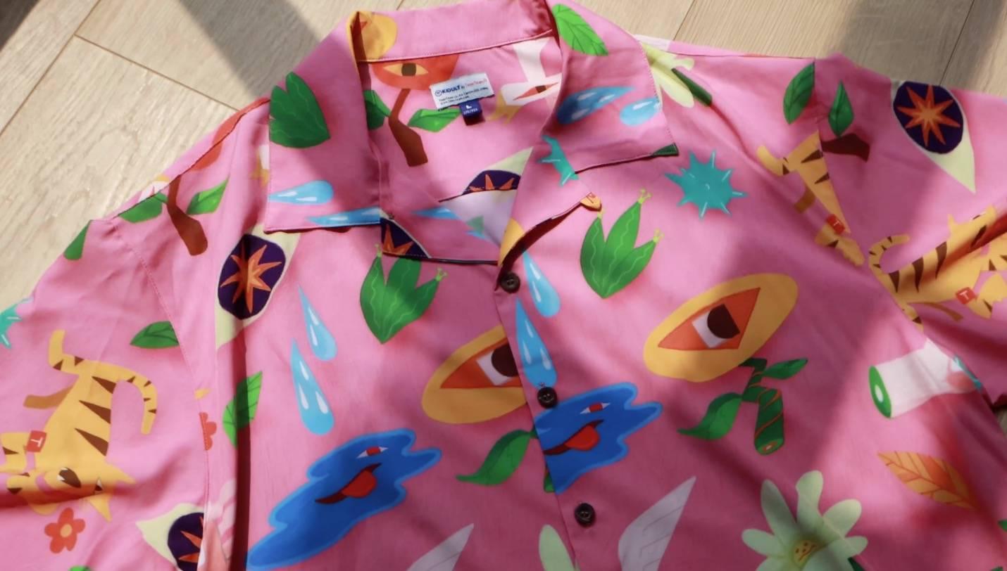 关于夏威夷衬衫的那些事