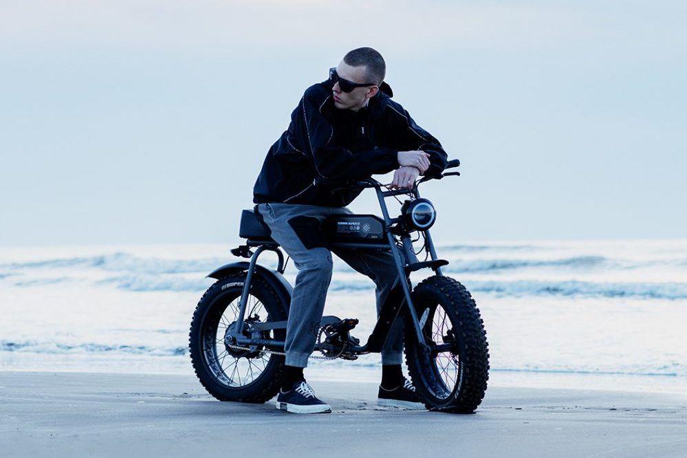 简约轻便的硬汉风格,NEIGHBORHOOD推出合作款电动单车
