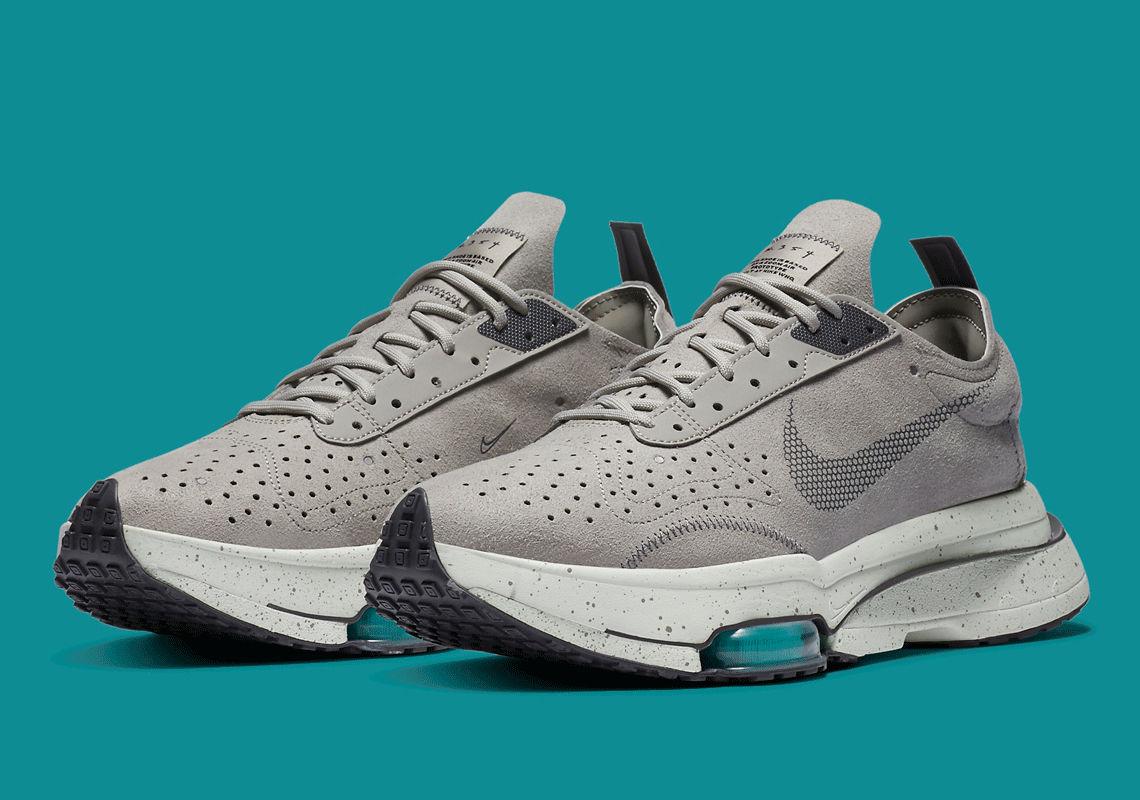 不浮夸但独特,Nike推出全新配色ZOOM TYPE鞋款