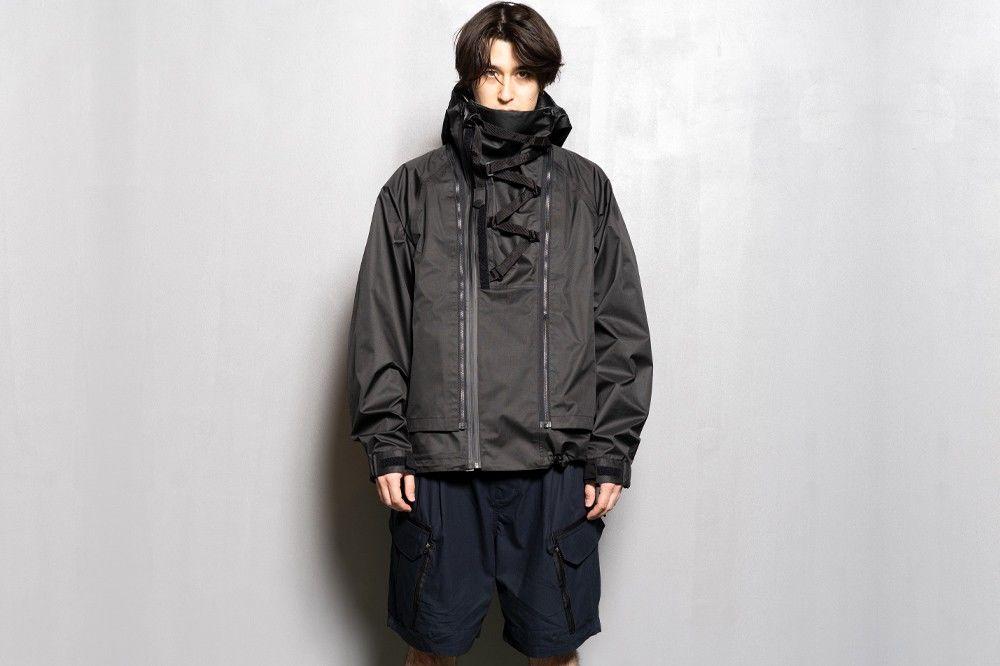 """想尝试""""空调外套""""?MEANSWHILE这件防风雨夹克不会让你失望"""
