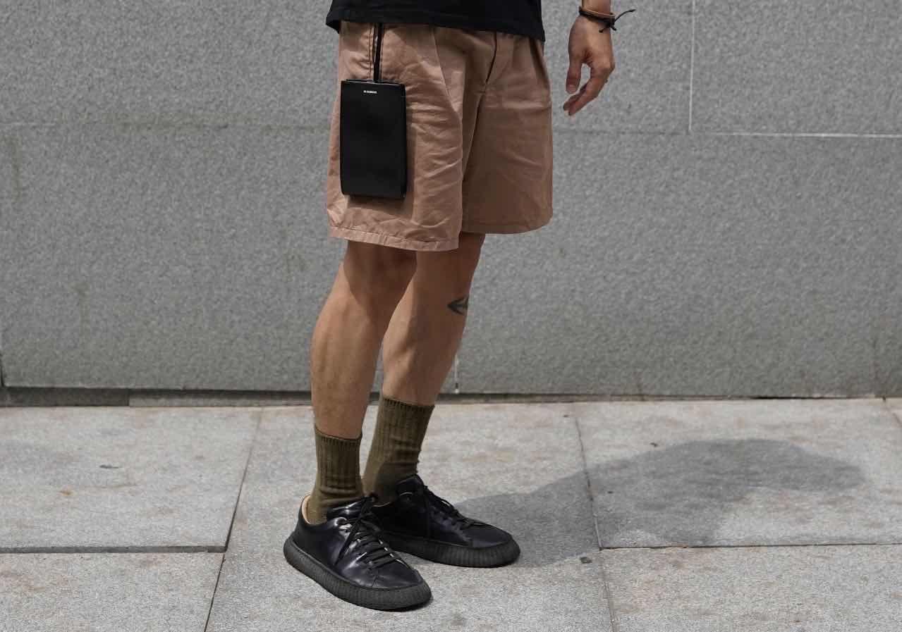 夏天如何搭配中长袜,看看这4位时尚生活达人的造型心得吧