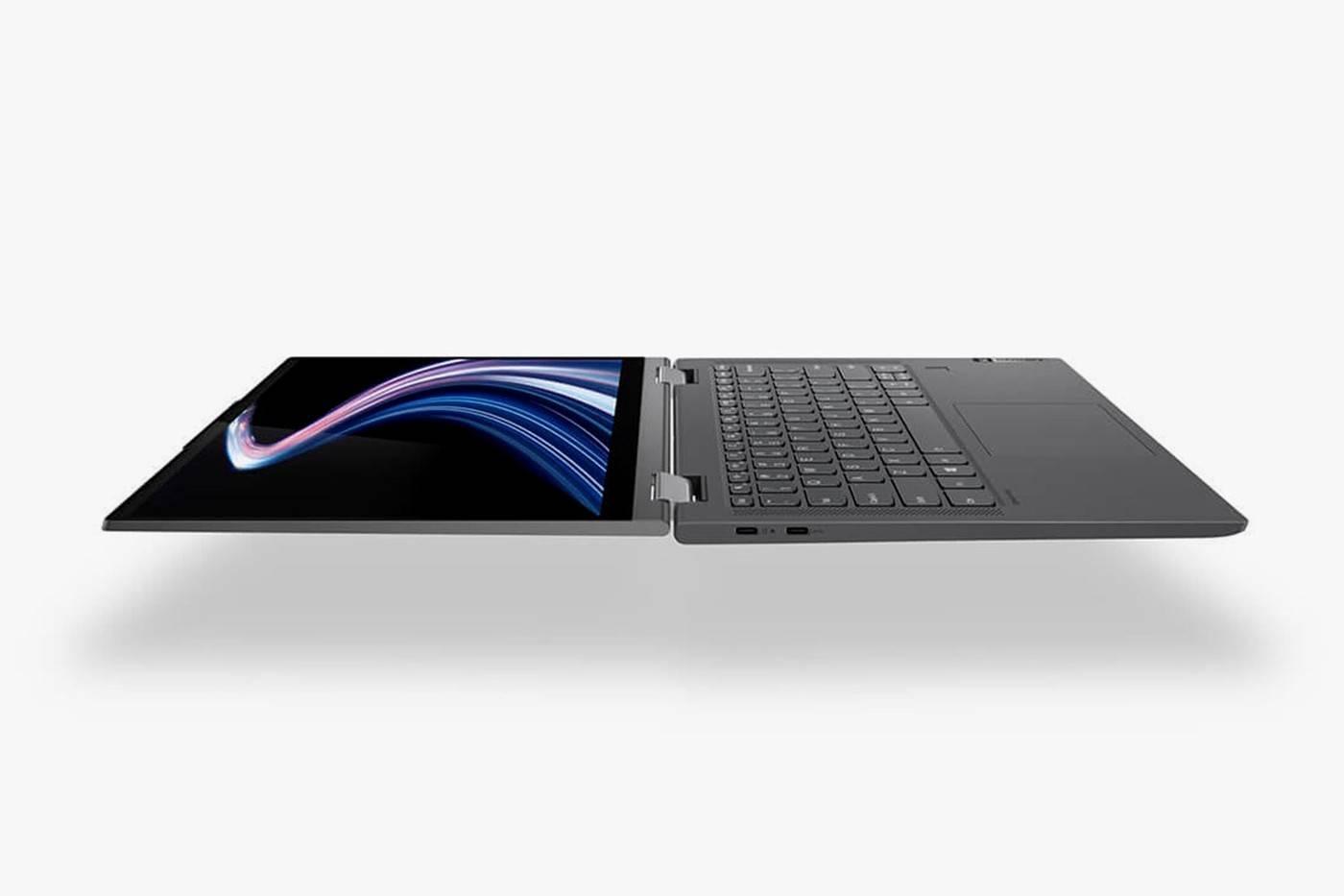 有望实现最高速无线连接,联想展示品牌首款 5G 笔记本电脑