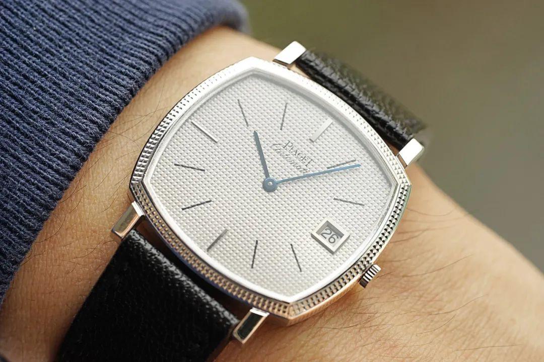 腕表推荐:伯爵12P白金腕表